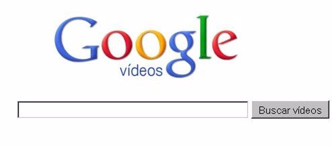 Logo De Google Vídeo Desde Google