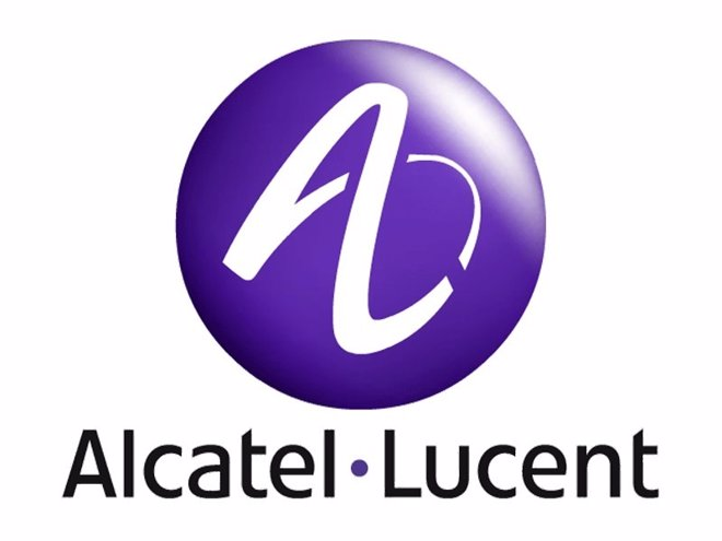 Logotipo de Alcate-Lucent