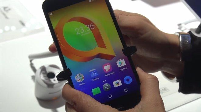 Alcatel A3, el nuevo 'smartphone' de Alcatel para 'millennials'