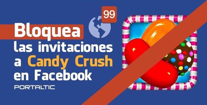 Bloquear invitaciones a juegos en Facebook