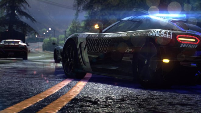 Imagen del videojuego Need For Speed