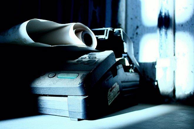 fax antiguo por Abhisek Sarda CC desde Flickr