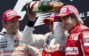 Alonso vuelve al podio en Canadá