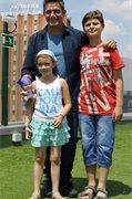 Alejandro Sanz colabora con la 'Fundación Juegaterapia'