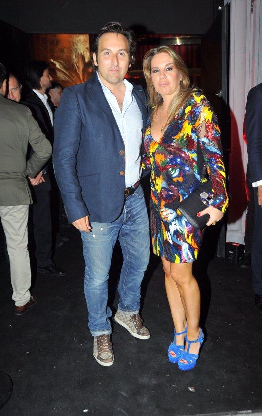 Iker Jiménez en la gran fiesta de Cartier por Diana Garbacauskiene