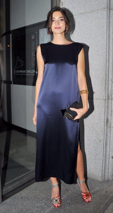 Rocío Crusset en la gran fiesta de Cartier por Diana Garbacauskiene