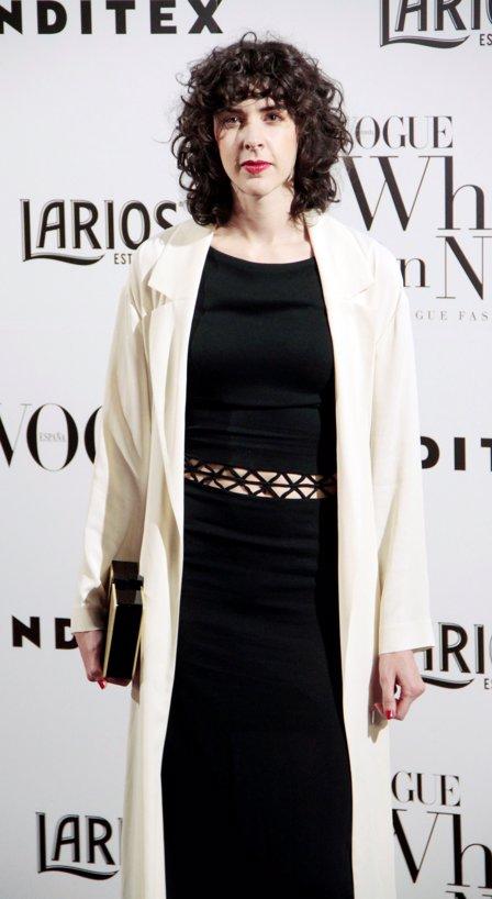 BRIANDA FITZ-JAMES STUART  en la fiesta Vogue por Europa Press