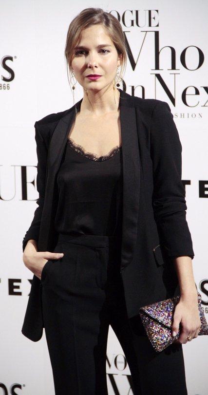 Natalia Sánchez en la fiesta de Vogue por Europa Press