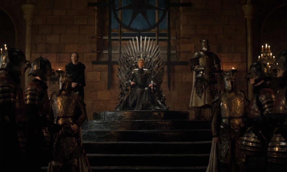10 preguntas sin respuesta tras final de juego de tronos - Trono de hierro ...