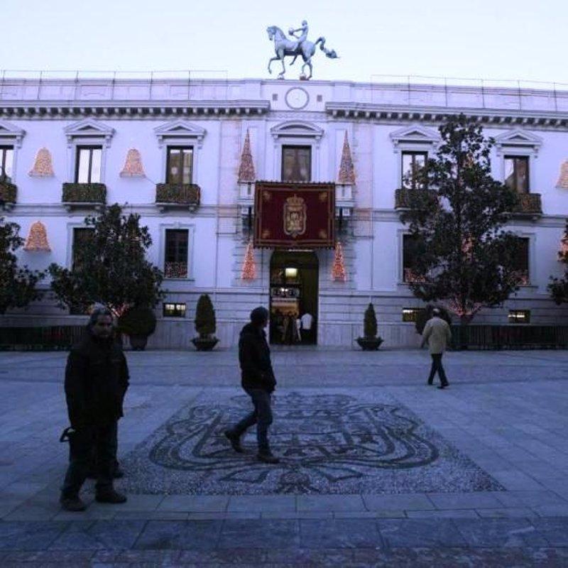 La oficina de turismo del ayuntamiento de granada recibe for Oficina de turismo de zamora
