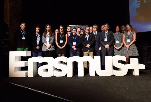 Jornadas sobre 'Erasmus +' en relación con el deporte