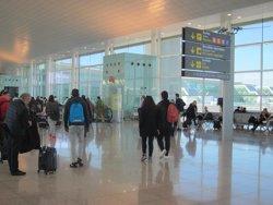 Els passatgers de l'Aeroport de Barcelona creixen un 6,8% el primer trimestre (EUROPA PRESS)