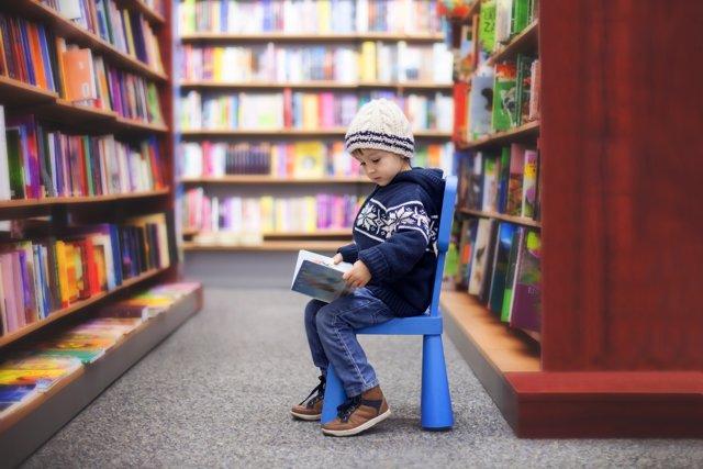 Cómo aficionar a los niños a la lectura
