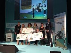 La plataforma PerspectivaMente rep el premi Emprenedoria Social de Barcelona Activa (EUROPA PRESS)