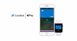 CaixaBank llançarà Apple Pay abans d'acabar aquest any (CAIXABANK)