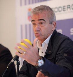 Carles Francino, Premi de Comunicació Alfonso Sánchez 2017 de l'Acadèmia de Cinema (JAVIER ROSENDO)