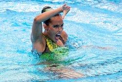 Ona Carbonell i Paula Ramírez acaben cinquenes en Duo Lliure (FINA)