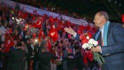 Turquia.- internes del seu país (PRESIDENCIA DE TURQUÍA)