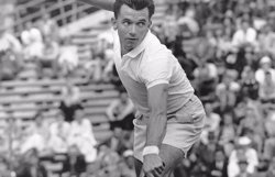 Mor als 87 anys Mervyn Rose, guanyador de set Grand Slams i entrenador d'Arantxa Sánchez-Vicario (AUSTRALIAN TENNIS)