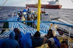 La Guàrdia Costera de Líbia rescata 278 migrants al Mediterrani (MÉDICOS SIN FRONTERAS)