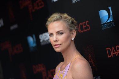 Charlize Theron desmiente los rumores de affaire con Gabriel Aubry