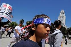 Un jutge dels EUA bloqueja la deportació de més de 1.400 iraquians (KEVORK DJANSEZIAN/ARCHIVO)
