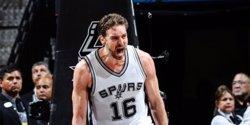 Pau Gasol seguirà als San Antonio Spurs fins als 40 (ATRESMEDIA)