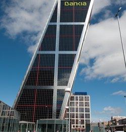 Bankia va guanyar 514 milions d'euros fins al juny, un 6,7% més (FUENTE)