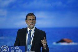 Rajoy exposarà al tribunal del cas Gürtel que tenia un paper polític i que estava desvinculat de les finances del PP (EUROPA PRESS)