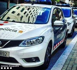 Detingut per propiciar un robatori violent a la seva exparella (MOSSOS D'ESQUADRA/TWITTER)