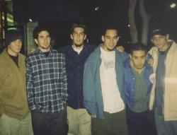 Mike Shinoda comparte la primera foto de Linkin Park (INSTAGRAM DE MIKE SHINODA)
