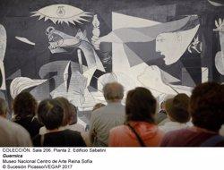 L'exposició sobre el 'Guernica' del Reina Sofia rep 550.000 visitants (EL MUSEO REINA SOFIA)