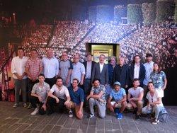 El Teatre Grec obrirà per primera vegada a l'agost amb 14 espectacles del Festival Mas i Mas (EUROPA PRESS)