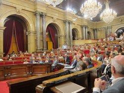 La Mesa del Parlament podrà suspendre diputats quan se'ls obri judici per corrupció (EUROPA PRESS)