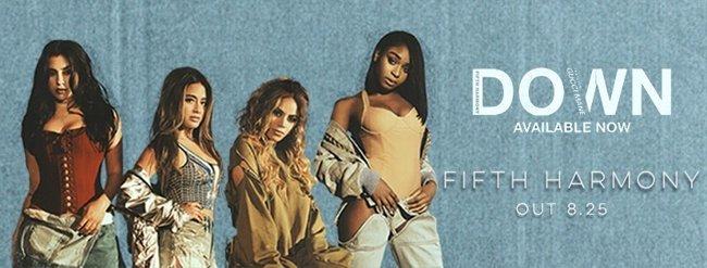 Fifth Harmony publicarán el 25 de agosto su nuevo disco, el primero como cuarteto (SONY MUSIC)