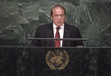 El Suprem del Pakistan aparta el primer ministre Nawaz Sharif del càrrec (ONU)