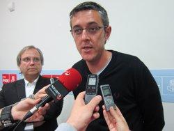 Eduardo Madina renuncia al seu escó al Congrés i deixa la política (EUROPA PRESS)