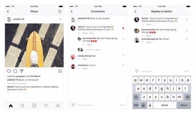 Instagram incorporarà fils de comentaris i respostes en les publicacions (INSTAGRAM)
