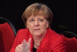 Turquia critica Merkel per la seva negativa al fet que la UE ampliï la unió duanera (STEFAN SAUER/DPA)