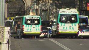 """El sector sanitario muestra su """"solidaridad y apoyo"""" con las víctimas del atentado de Barcelona (EUROPAPRESS)"""