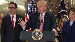 Trump assegura que EUA està