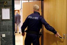 La Policia finlandesa deté un home que ha apunyalat diverses persones a la ciutat de Turku (REUTERS / LEHTIKUVA LEHTIKUVA)