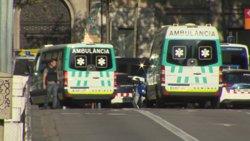 Col·legis professionals catalans condemnen els atacs i ofereixen el seu suport a víctimes (EUROPAPRESS)