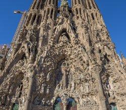 La Sagrada Família acollirà aquest diumenge una missa solemne per la pau (SAGRADA FAMÍLIA)