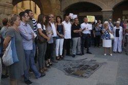 L'Ajuntament de Vic i el regidor Arnau Martí denunciaran Josep Anglada per l'incident durant els cinc minuts de silenci (ACN)