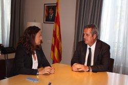 La Diputació de Barcelona posa els seus serveis a la disposició del Govern contra el terrorisme (DIPUTACIÓ DE BARCELONA)