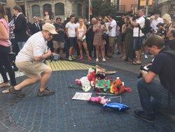AMP.- Atemptat.- Identificades nou de les 14 víctimes mortals de Barcelona i Cambrils (EUROPA PRESS)