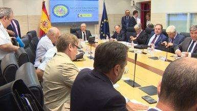 El Govern manté el nivell 4 d'alerta però amb reforços en zones de gran afluència (EUROPAPRESS)