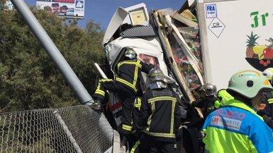Un total de 13 persones han mort aquest cap de setmana a les carreteres espanyoles (EMERGENCIAS 112)
