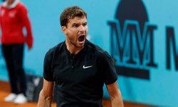 Dimitrov venç Kyrgios i aixeca el seu títol més important a Cincinnati (MUTUA MADRID-OPEN)
